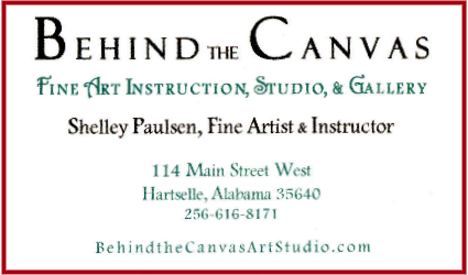 Behind the Canvas Art Instruction and Gallery