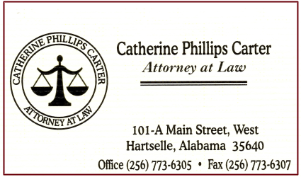 Catherine Phillips Carter, Attorney at Law