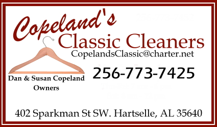 Copeland's Dry Cleaner
