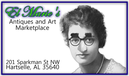 El Marie's Antiques & Art Marketplace