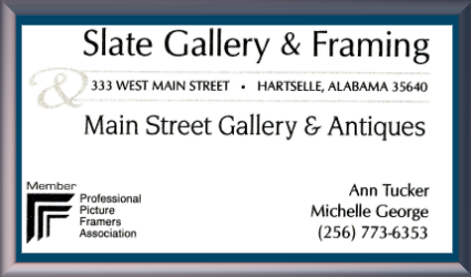 Slate Gallery and Framing