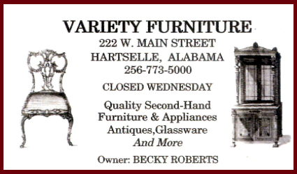Variety Furniture and Antiques