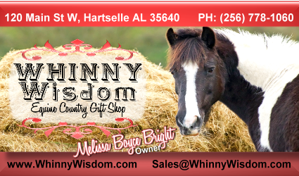 Whinny Wisdom Equine Country Gift Shop