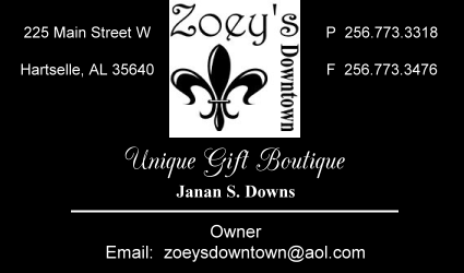 Zoey's Downtown